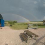 Halle regenbogen